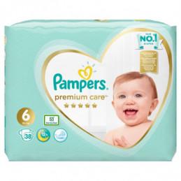 PAMPERS PREMIUM CARE,...
