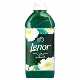 LENOR EMERALD AND IVORY...