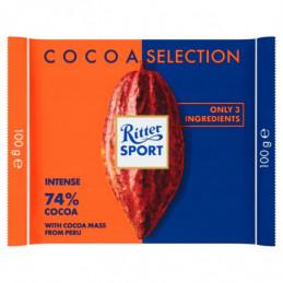 RITTER SPORT 74% COCOA...