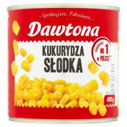 DAWTONA KUKURYDZA...