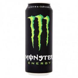 MONSTER ENERGY GAZOWANY...