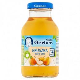 GERBER 100% SOK GRUSZKA PO...