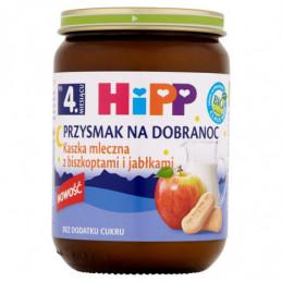HIPP KASZKA MLECZNA...