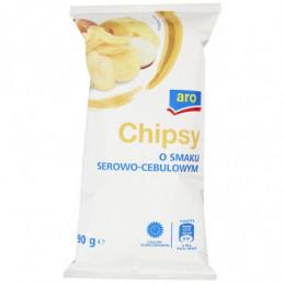 ARO CHIPSY SEROWO-CEBULOWE...