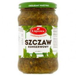 URBANEK SZCZAW KONSERWOWY...