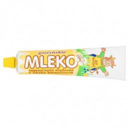 MLEKO ZAGĘSZCZONE KARMELOWE...