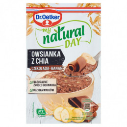 DR. OETKER MY NATURAL DAY...