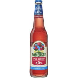 SOMERSBY WILD BERRIES CYDR...
