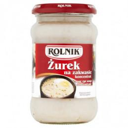 ROLNIK ŻUREK DOMOWY 370 ML...