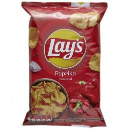LAY'S CHIPSY PAPRYKOWE 60 G