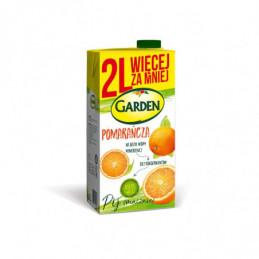 GARDEN POMARAŃCZA NAPÓJ 2 L...