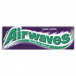 AIRWAVES COOL CASSIS GUMA...