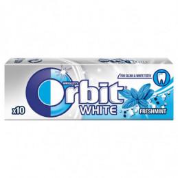 ORBIT WHITE FRESH MINT GUMA...
