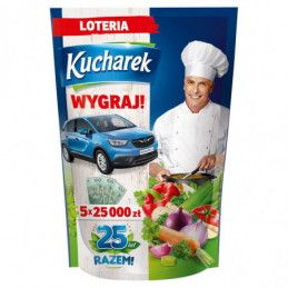 KUCHAREK PRZYPRAWA DO...