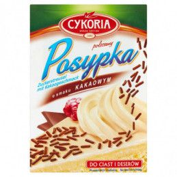 CYKORIA POSYPKA KAKAOWA 5 X...