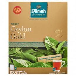 DILMAH CEYLON GOLD HERBATA...