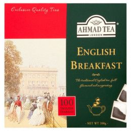 AHMAD TEA ENGLISH BREAKFAST...