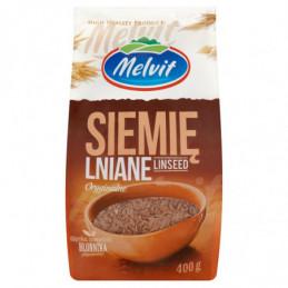 MELVIT SIEMIĘ LNIANE 400 G