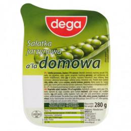 DEGA SAŁATKA A'LA DOMOWA...