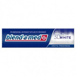 BLEND-A-MED 3DWHITE ARCTIC...