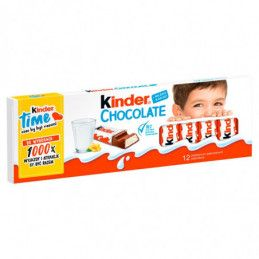 KINDER CHOCOLATE 150 G...