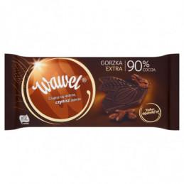 WAWEL 90% COCOA CZEKOLADA...