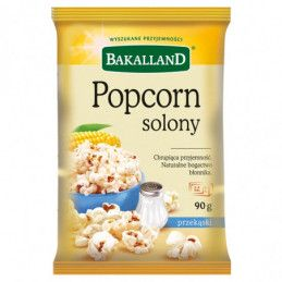 BAKALLAND POPCORN SOLONY 90 G