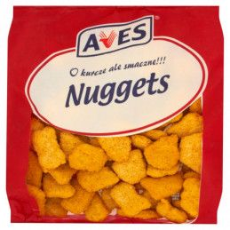 AVES NUGGETS 1500 G