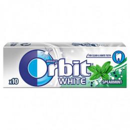 ORBIT WHITE SPEARMINT 10...