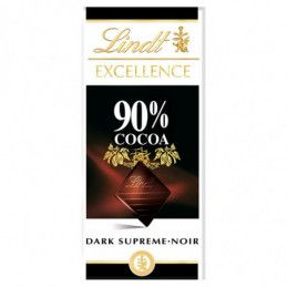 LINDT EXCELLENCE 90% COCOA...