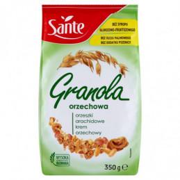 SANTE GRANOLA ORZECHOWA 350 G