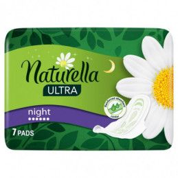 NATURELLA ULTRA NIGHT...