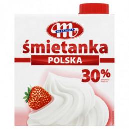 MLEKOVITA ŚMIETANKA UHT 30%...