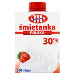 MLEKOVITA ŚMIETANKA POLSKA...