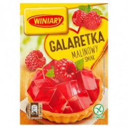 WINIARY GALARETKA MALINOWY...