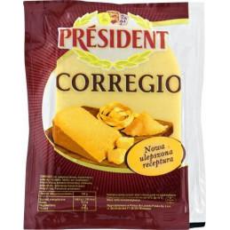 PRÉSIDENT CORREGIO SER PORCJA