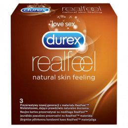DUREX REAL FEEL...