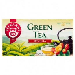 TEEKANNE GREEN TEA OPUNCIA...