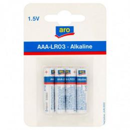 ARO ALKALINE AAA LR03 1,5 V...