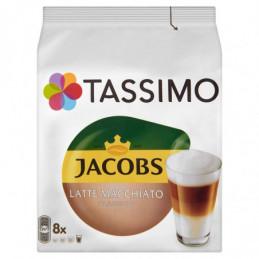 TASSIMO JACOBS LATTE...