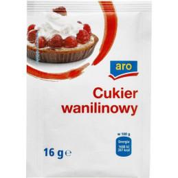 ARO CUKIER WANILINOWY 16 G...