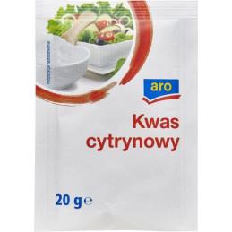 ARO KWASEK CYTRYNOWY 20 G,...