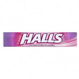 HALLS FOREST FRUIT FLAVOUR...