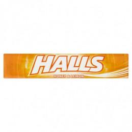 HALLS HONEY LEMON 33,5 G...