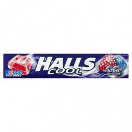 HALLS COOL WILD BERRY...