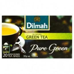 DILMAH PURE GREEN HERBATA...