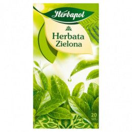 HERBAPOL HERBATA ZIELONA 40...