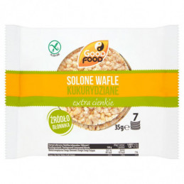 GOOD FOOD SOLONE WAFLE...