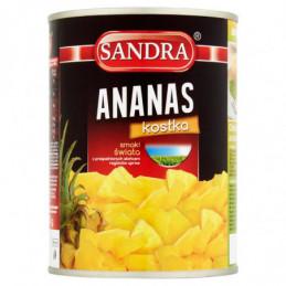 SANDRA ANANAS KOSTKA 565 G...