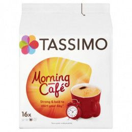TASSIMO MORNING CAFÉ KAWA...